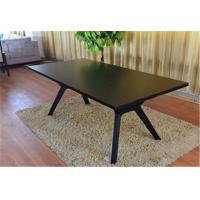 Buy cheap Smooth Modern Furniture Table Contemporary Dining Furniture Sets 36'' * 36'' * 36''H from wholesalers
