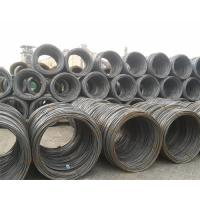 Buy cheap Hot Rolled Wire Rod In Coils , Steel Wire Rod AWS EH14 Welding Consumables 6.5 mm from wholesalers