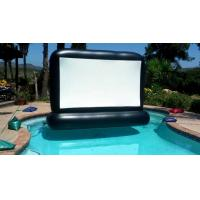 Buy cheap Giant Rear Projection Outdoor Inflatable Movie Wide Screen For Kids And Adults from wholesalers