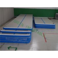 Buy cheap Safe Air Tumble Track Trampoline For Home Digital Printing OEM / ODM Available from wholesalers
