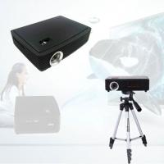 Buy cheap Mini Pico DLP Pocket Portable LED Smart 3D 4K Projector from wholesalers