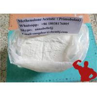 Buy cheap 434-05-9 Primobolan Steroid Methenolone Acetate For Female Muscle Growth from wholesalers