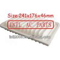 Buy cheap international filter automotive Toyota Yaris Vios Ractis Corolla Auris Rav4 17801-0T020 178010T020 17801-21050 from wholesalers