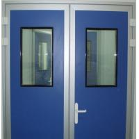 Buy cheap Pharmaceutical Modular Clean Room Class 100 Clean Bench With Specialized Door from wholesalers