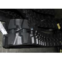 Buy cheap 230mm Width Excavator Rubber Tracks Superior Traction Continuous With Joint Free from wholesalers