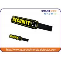 Buy cheap cheap Portable body scanner / Hand-held Metal Detector price for  airport Security from Wholesalers