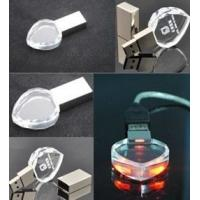 Buy cheap glass usb pendrive China supplier product