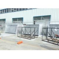 China temp fence panels .foot ,clamp brace china temp fencing imported for sale in BROOME 2100mm x 2400mm on sale
