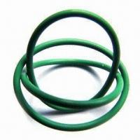 Buy cheap O-ring Gasket, Made in 100% High-quality Silicone, OEM Sizes and Colors are Available product