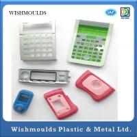 Buy cheap OEM Custom Injection Mold Parts Calculator Plastic Enclosures Rapid Prototyping from wholesalers
