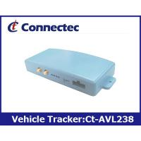 Buy cheap GPS Tracker vehicle tracking system gps position GPS Devices Ct-AVL238 from wholesalers