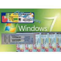 Buy cheap Genuine Windows 7 Home Premium Activation Key Digital Code Blu Ray Disc Support from wholesalers