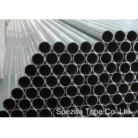 Buy cheap 316L Round Welded Stainless Steel Tube / Automatic Tubing 180 Grit Polished from wholesalers