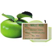 Buy cheap Acidity Regulators , Malic Acid CAS 6915-15-7 With DL & L For Cool Drinks from wholesalers