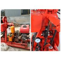 China Core Sample Drilling Soil Test Drilling Rig Machine Applied for Rock Engineering on sale