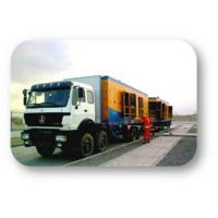 Buy cheap Truck-mounted Membrane-based Nitrogen-Generating from wholesalers