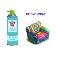 Buy cheap Non Toxic 200ml Fabric Spray Paint for Clothing , Water Based T Shirt Spray Paint from wholesalers
