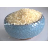 Buy cheap High Clarity Pig / Porcine Gelatin Granule 170Bloom For Making Empty Capsule from wholesalers