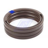Shift Rod Rotary Lip SealCross Section Shape Wear Resistant Fit KOMATSU 6D108