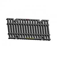 Buy cheap EN124 Ductile Iron Grating Channel EN GJS500-7 MB-CG-C-25100 ~ MB-CG-D-50100 from wholesalers