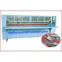 Buy cheap Safety Cover Slitter Scorer Machine Pre Crease Thin Blade Knife Nice Cut Edge from wholesalers