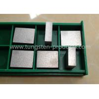 Buy cheap WNiCu Tungsten Nickle Copper Alloy , Tungsten Heavy Alloys For Medical Shielding from wholesalers