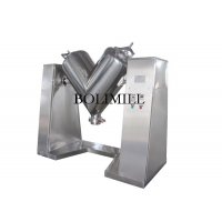 Buy cheap All Stainless Steel V Powder Mixer Rotary V Type Protein Mixing Machine from wholesalers