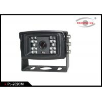 Buy cheap 18 Led Lights DC 24V Truck Rear View Camera With NTSC Or PAL Signal System product