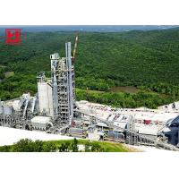 Buy cheap Professional Complete Cement Production Plant Line 300 Tpd High Efficiency from wholesalers