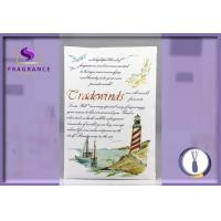 Buy cheap Long Lasting 27g Tradewinds Scented Sachets For Wardrobes 11.5*17cm from wholesalers