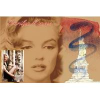 Buy cheap Giclee From Photos of Marylin Monroe, Famous Giclee Art on Canvas from wholesalers