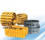 Buy cheap komatsu D85 bulldozer track shoe assembly from wholesalers