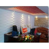 Buy cheap Waterproof Office Decorative Wall Panel Background Interior Wall Cladding from wholesalers