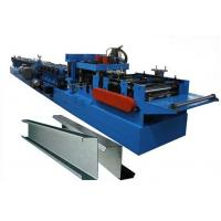 Buy cheap 100-300 Mm C Z Purlin Forming Machine Of Galvanized Steel Strip Or Carbon Steel from wholesalers
