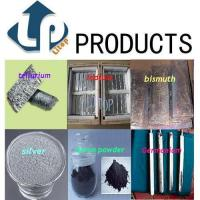 Buy cheap Bismuth,tellurium,Germanium,silver,boron powder from wholesalers