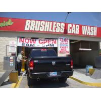 Buy cheap Automatic car wash chain car wash systems in USA with car wash rotating brush from wholesalers