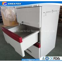 Buy cheap (GT-BC100-01) Hospital Beside Cabinet , ABS Plastic Storage Cabinets with Three Drawers from wholesalers