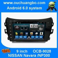 Buy cheap Ouchuangbo car navi dvd for Nissan Navara with capacitance multiple touch screen android 6.0 system from wholesalers