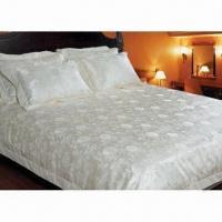 Buy cheap Hotel Bed Linen, Available in Duvet, Duvet Covet, Comforters, Bed Sheet, Pillow, Down Mattress from wholesalers