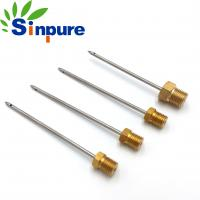Buy cheap Stainless Steel Side Hole Needle Red Wine Processing Frequency Puncture Type from wholesalers