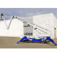 China Electric Hydraulic Mobile Spider Boom Lift / Towable Aerial Lift Equipment on sale