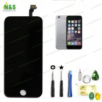 Buy cheap Iphone 6 Plus Touch Screen Replacement 5.5inch Display Black Digitizer 1920x1080, Apple Iphone Screen Repair from wholesalers
