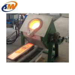 Buy cheap Aluminum scrap melt Natural / Oil Gas fired aluminum melting furnace for 1000kg aluminum melting furnace from wholesalers