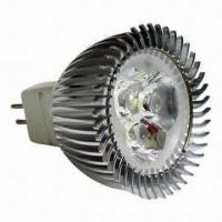 Buy cheap 3W LED Spotlight, High Brightness, Low Power Consumption and Energy Saving product