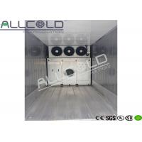Buy cheap Cucumbers Precooling Forced Air Cooler With Galvanized Steel Housing from wholesalers
