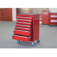 Buy cheap 27inch new design color customized tool cabinets on wheels 7drawers with EVA from wholesalers