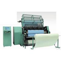 Buy cheap Computerized  multi needle shuttle quilting machine from wholesalers