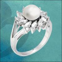 Buy cheap 925 sterling silver ring from wholesalers