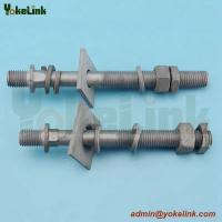 Buy cheap ANSI 57-4 Porcelain Line Post Insulator from wholesalers