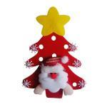 Buy cheap Eco - Friendly Christmas Tree Ornaments Small DIY Felt Christmas Tree Santa Claus from wholesalers